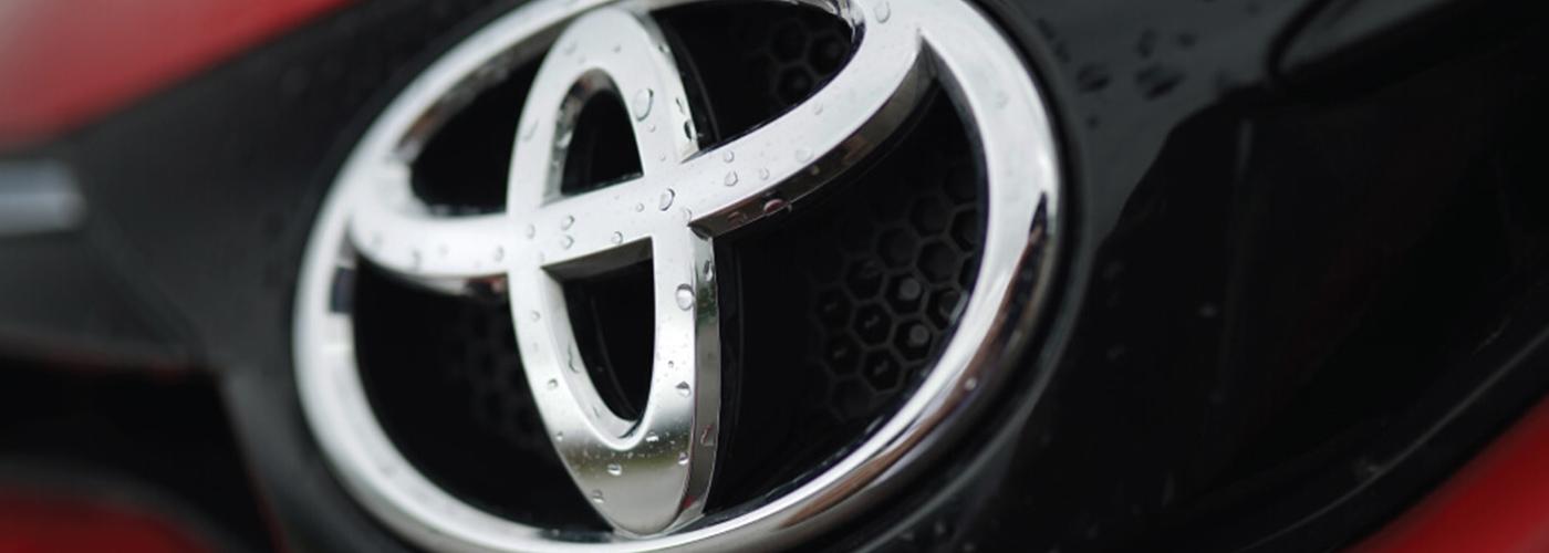 Toyota Melandrex Change Oil Offer