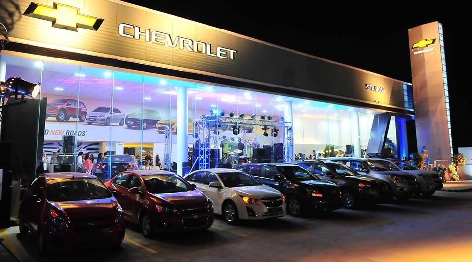 Chevrolet, Sta. Rosa