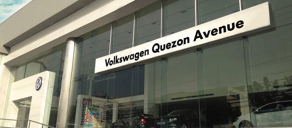 Volkswagen, Quezon Avenue