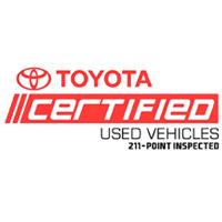 Toyota Certified - Manila Bay