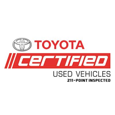 Toyota Certified Alabang