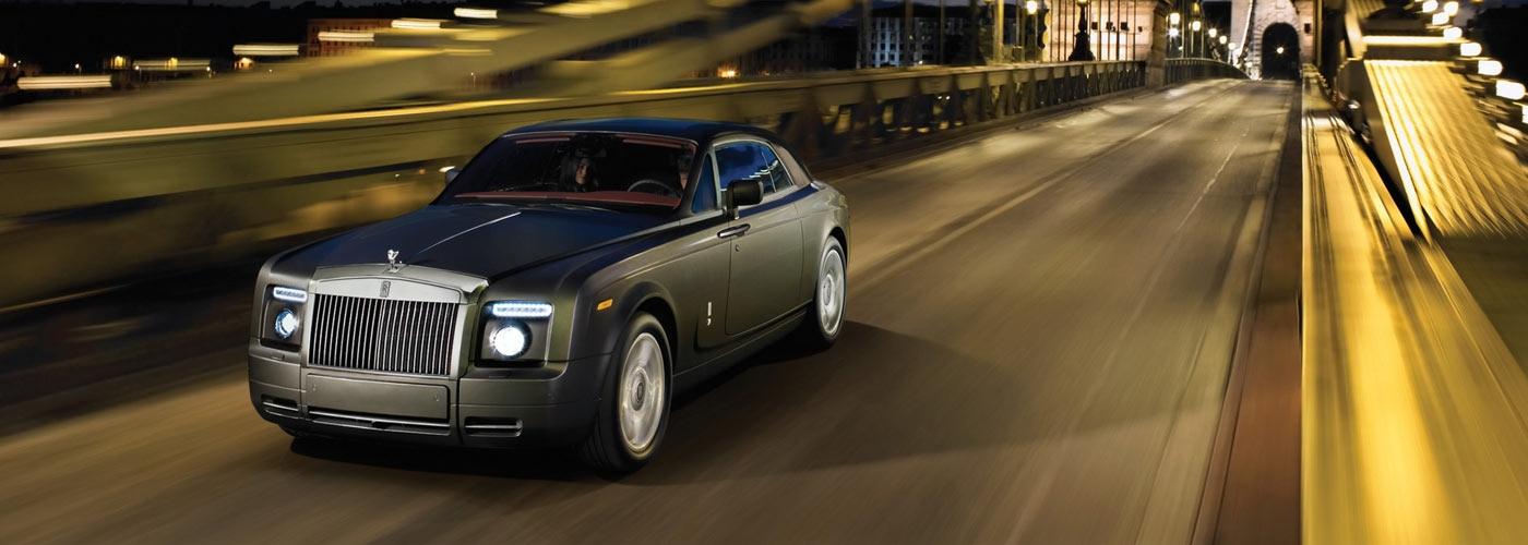 Rolls-Royce Hero Image
