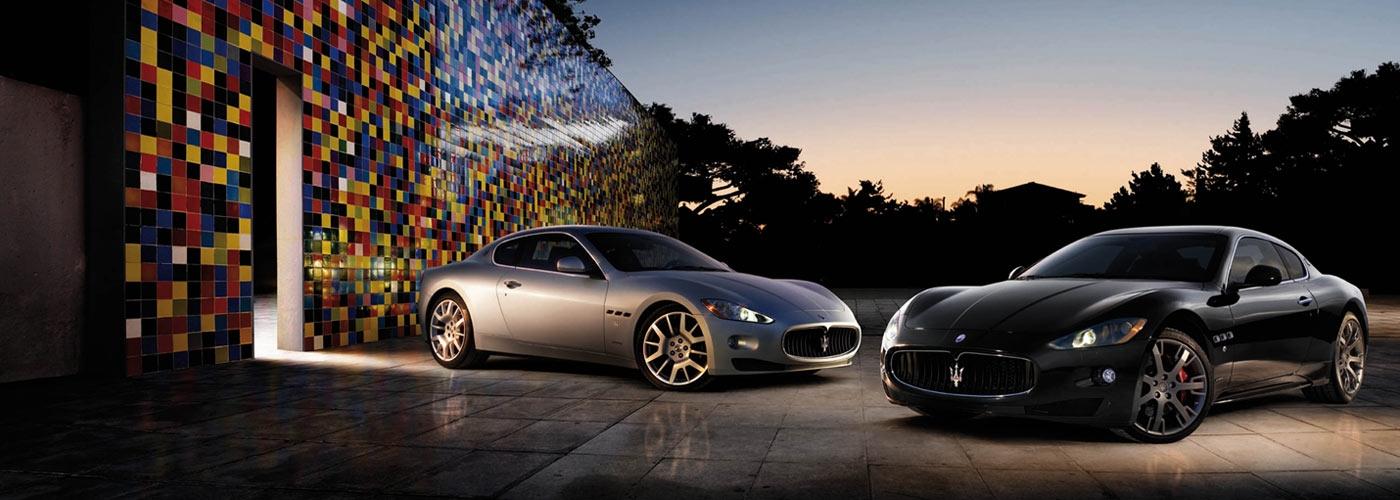 Maserati Hero Image
