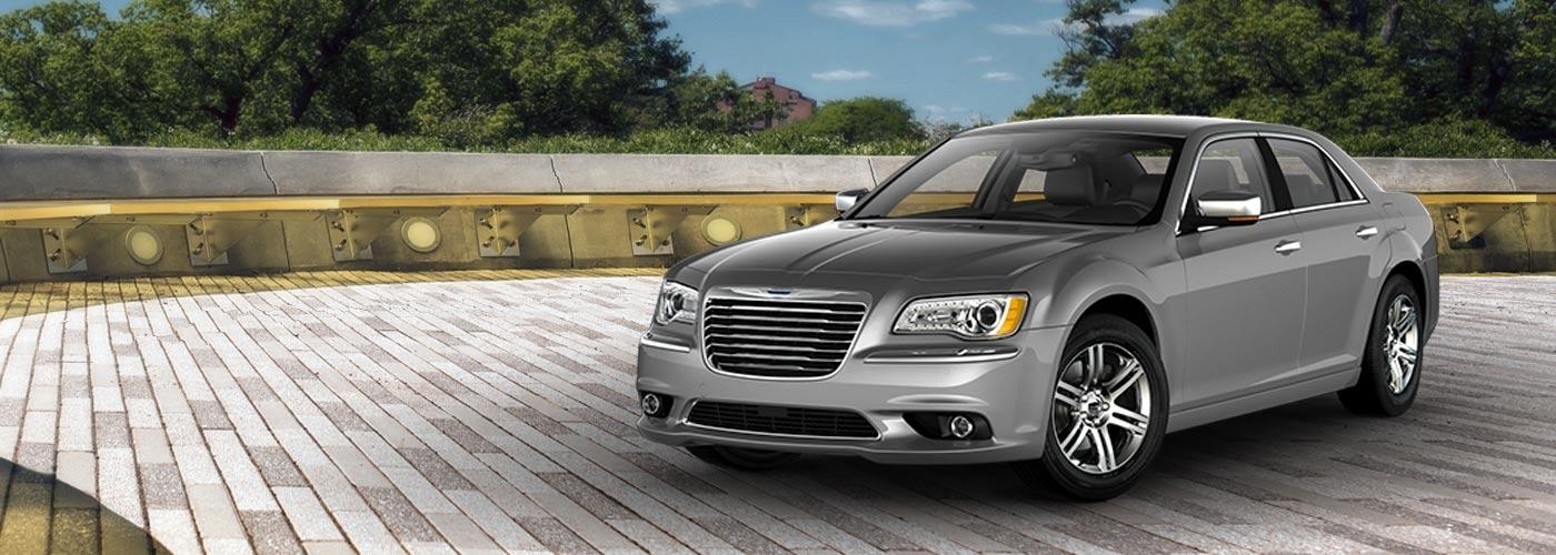 Chrysler Hero Image