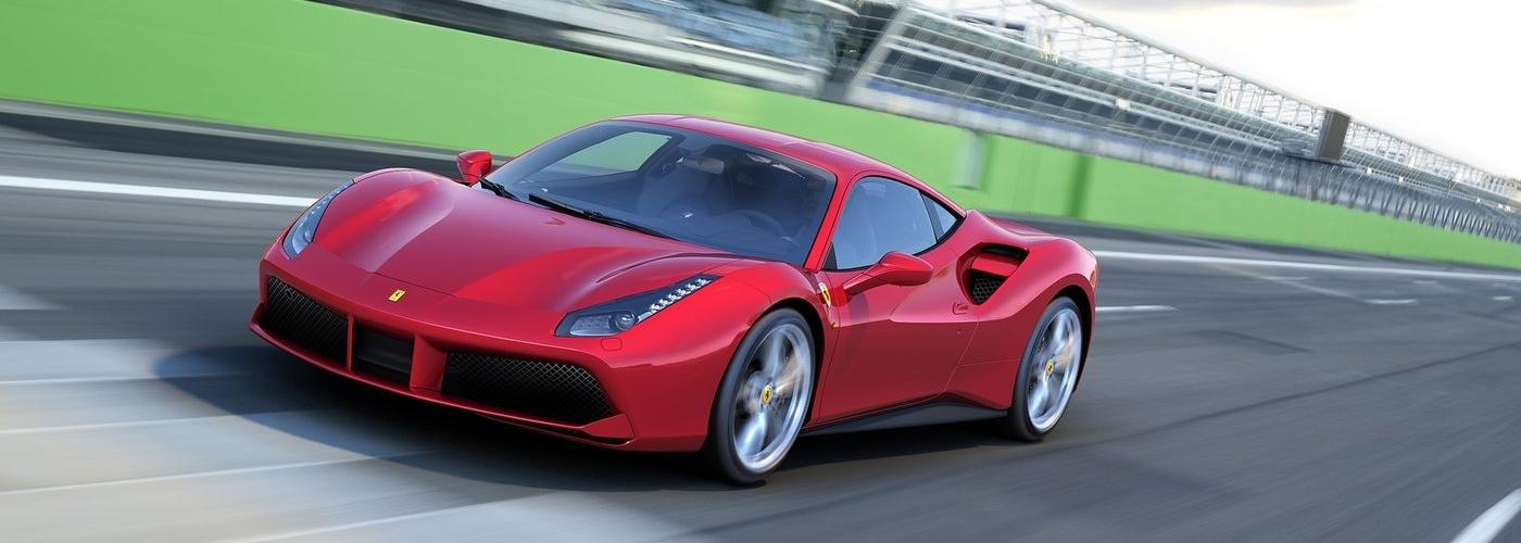 Ferrari Hero Image