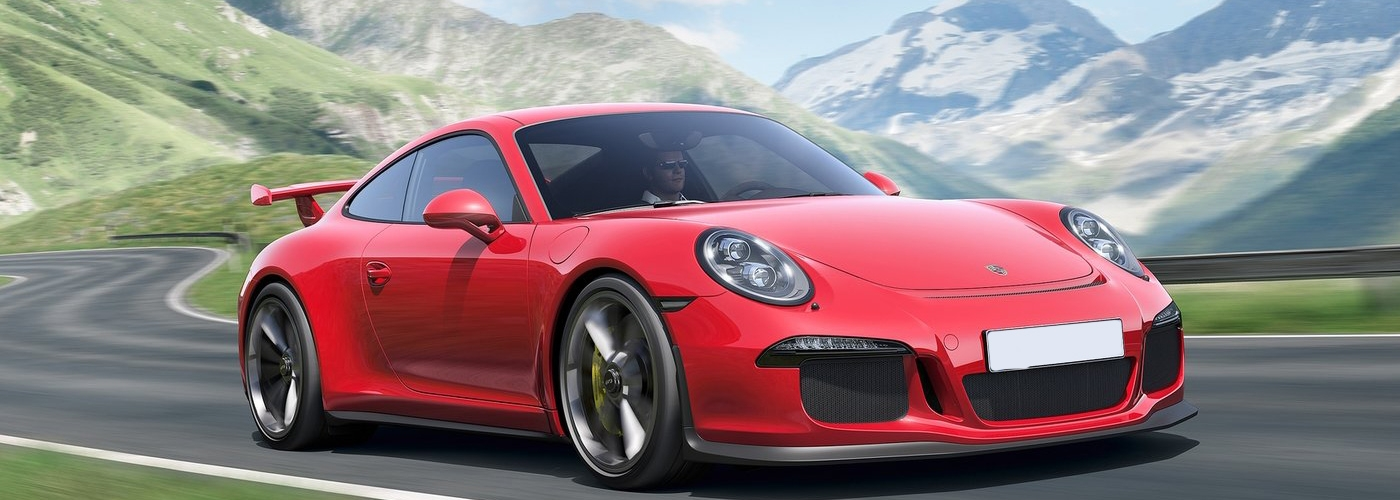 Porsche Hero Image