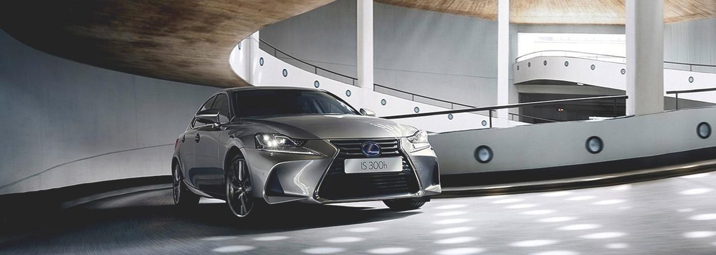 Lexus Hero Image