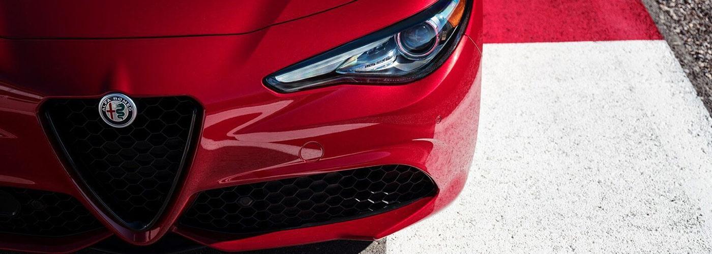 Alfa Romeo Hero Image