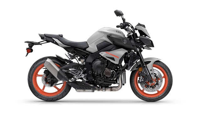 Ready To Get Down With The 2020 Yamaha MT-10 Naked Street