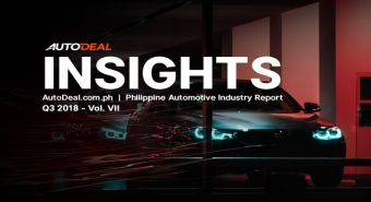 AutoDeal Insights (Vol. VII) | Q3 2018