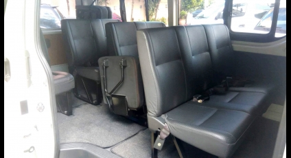 2015 Toyota Hiace Commuter MT Used Car For Sale in Antipolo