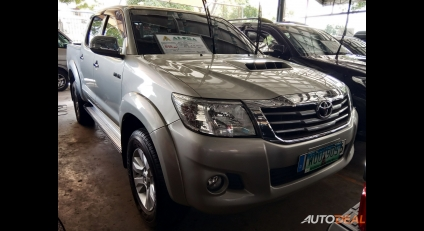 Toyota Hilux Used Cars For Sale in NCR | AutoDeal