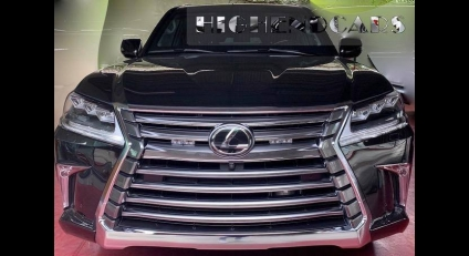 2019 Lexus LX450 D Used Car For Sale in Pasay City, Metro