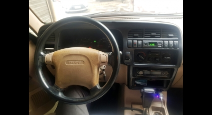 2000 Isuzu Trooper 3 0L AT Diesel Used Car For Sale in Pasay