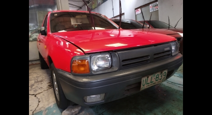 1996 Nissan Ad Resort MT Used Car For Sale in Quezon City