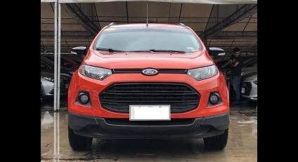 Used Ford EcoSport Cars For Sale in the Philippines | AutoDeal
