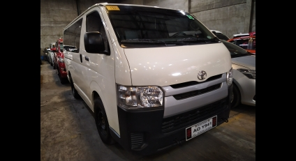 Toyota Hiace Repossessed Cars For Sale in the Philippines
