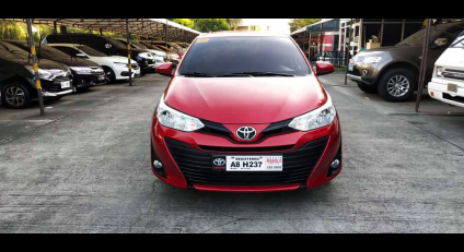 Used Toyota Vios Cars For Sale In The Philippines Autodeal