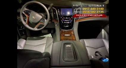 2020 Cadillac Escalade 6 2l At Gasoline Used Car For Sale In Pasay City Metro Manila Ncr Id 21446 Autodeal