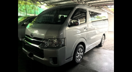 2016 Toyota Hiace GL Grandia AT Diesel Used Car For Sale in