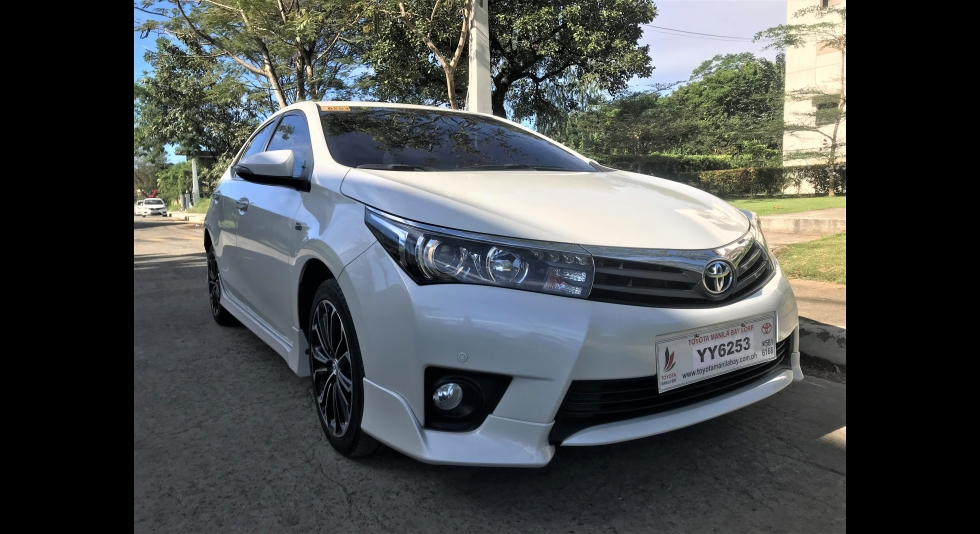 2016 Toyota Corolla Altis 2.0V AT