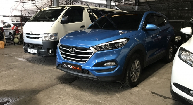 2013 Hyundai Tucson GL AT