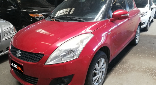 2015 Suzuki Swift 1.2L MT Gasoline