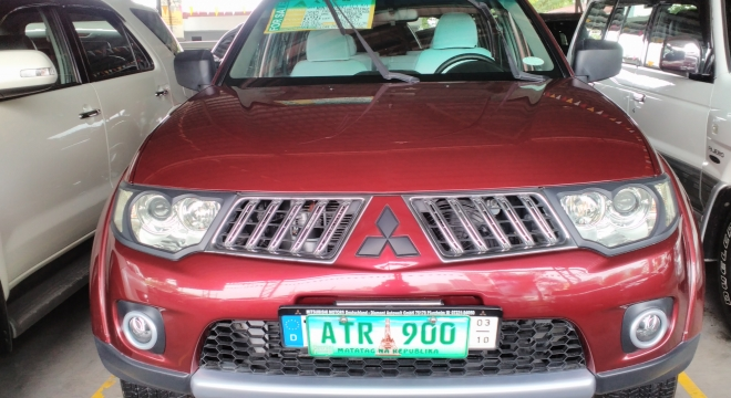 2010 mitsubishi montero sport gls at used car for sale in pasig city, metro manila, ncr autodeal