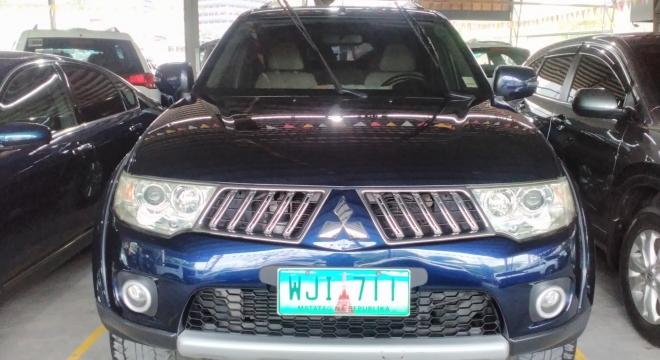 2013 mitsubishi montero sport glx at used car for sale in pasig city, metro manila, ncr autodeal