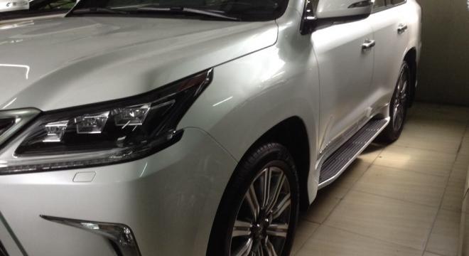 2018 Lexus LX450 D V8 4x4 Used Car For Sale in Quezon City, Metro