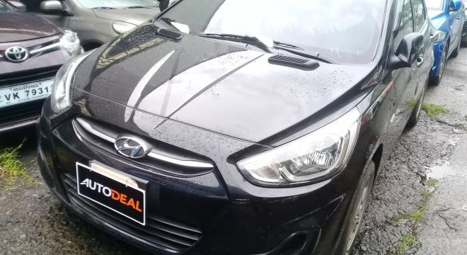 2016 hyundai accent sedan gl mt gas repossessed for sale in quezon city, metro manila, ncr autodeal