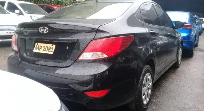 2016 Hyundai Accent Sedan 1.4L AT Gasoline