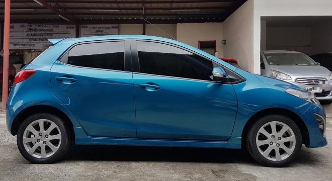 2014 Mazda 2 Hatchback 1.5L AT Gasoline