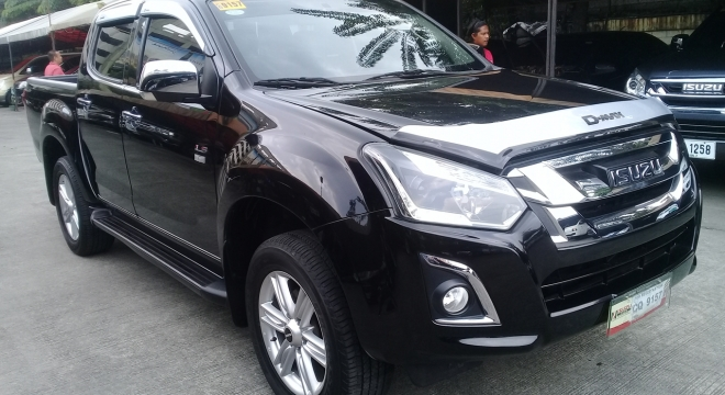 2017 isuzu d-max 3.0td at used car for sale in cainta, rizal, calabarzon autodeal
