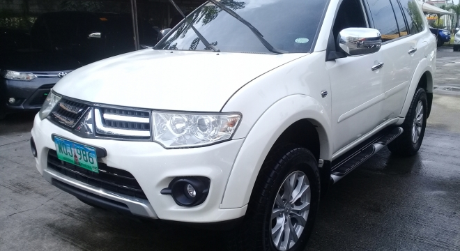 2014 mitsubishi montero sport gls v 2.5d 2wd at used car for sale in cainta, rizal, calabarzon autodeal