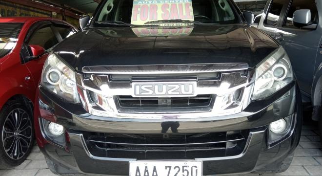 2014 isuzu d-max 4x2 ls mt used car for sale in quezon city, metro manila, ncr autodeal