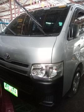 2013 toyota hiace commuter mt used car for sale in quezon city, metro manila, ncr autodeal