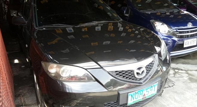 2010 mazda 3 sedan at used car for sale in quezon city, metro manila, ncr autodeal