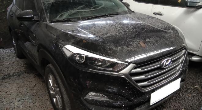2017 Hyundai Tucson 2.0L AT Diesel