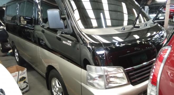 2013 nissan urvan vx estate mt used car for sale in quezon city, metro manila, ncr autodeal