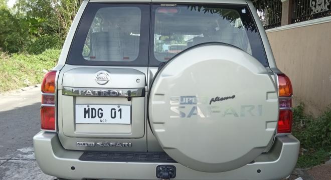 2011 Nissan Patrol Super Safari AT Used Car For Sale in Las Pinas