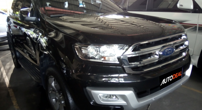 2015 ford everest 2.2 titanium 4x2 at used car for sale in pasig city, metro manila, ncr autodeal