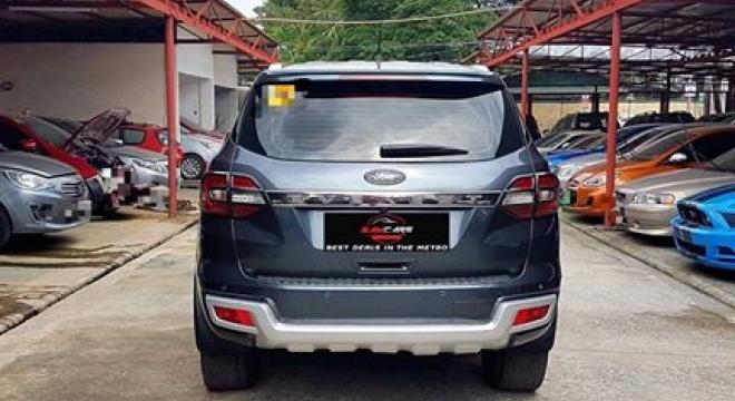 2016 Ford Everest 2.2 Titanium+ 4x2 AT Premium Package