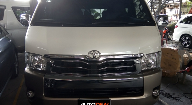 2017 toyota hiace super grandia at used car for sale in pasig city, metro manila, ncr autodeal