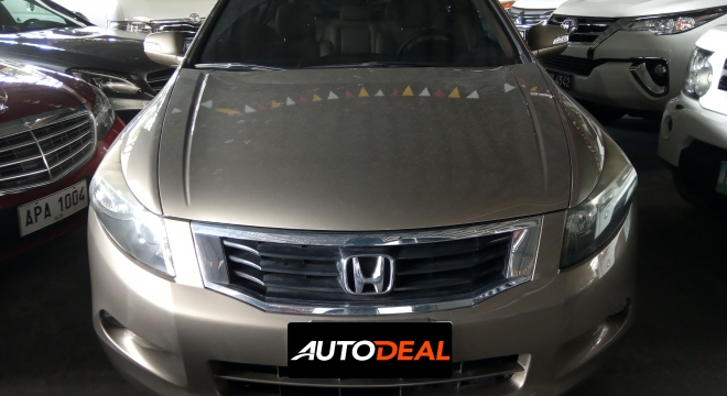 2009 honda accord 3.5v6 at used car for sale in pasig city, metro manila, ncr autodeal