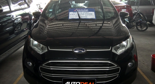 2016 ford ecosport 1.5l at gasoline used car for sale in pasig city, metro manila, ncr autodeal