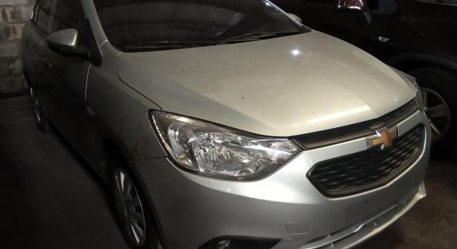 2017 Chevrolet Sail 1.3L LT MT