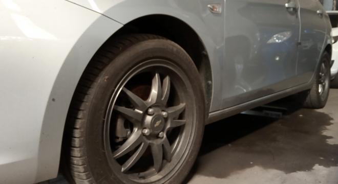 2016 Chevrolet Sail 1.5L AT Gasoline