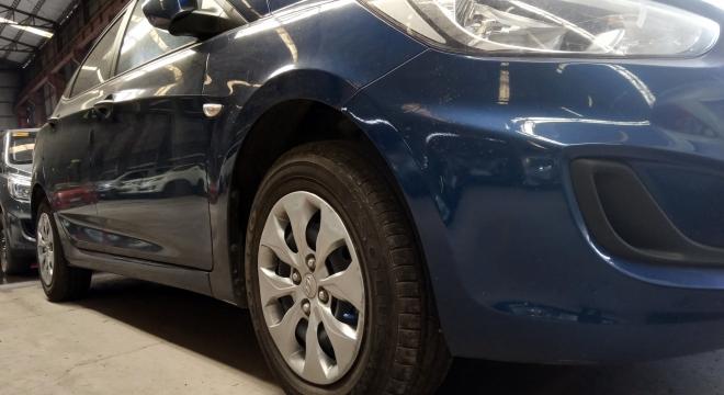 2018 Hyundai Accent Sedan 1.4 GL CVT