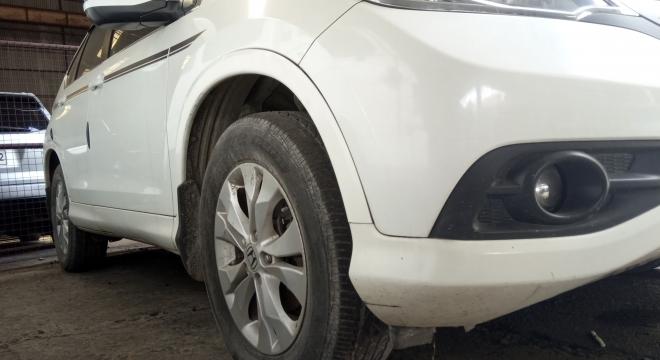2012 Honda CR-V 2.4L AT Gas 4x4